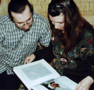 Максим Желтов и Анастасия Вольнаяасия